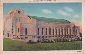 Pennsylvania Philadelphia's Conventon Hall 1950