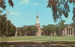 Hanover New Hampshire~Dartmouth College~Baker Library PC 1974