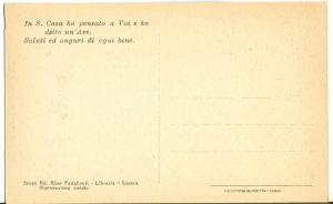 Italy, Loreto, Santa Casa, Esterno, early 1900s unused