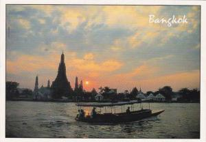 Thailand Bangkok Temple Of Dawn Wat Arun