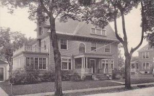 Maine Lewiston Womens Union Bates College Albertype
