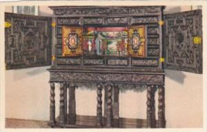 North Carolina Asheville Italian 16th Century Cabinet Biltmore House & Gardens