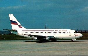 Air Charter Boeing 737-2Q8
