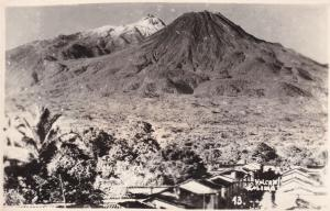 Colima Mexico Old Real Photo Postcard
