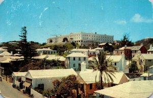 Bermuda St George The St George Hotel 1960