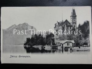 c1908 PC - Schloss Hertenstein - Switzerland