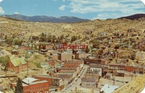 PANORAMA OF CENTRAL CITY, CO the Little Kingdom of Gilpin