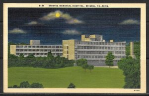 Tennessee, Bristol - VA Memorial Hospital - [TN-045]