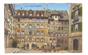 Luzern,Hotel des Balances,Switzerland,00-10s