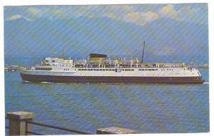 Princess Of Vancouver On C.P.R. Service, Between Vancouver & Nanaimo, British...