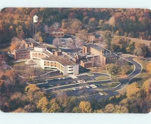 Unused Pre-1980 HOSPITAL SCENE Akron Ohio OH d5274