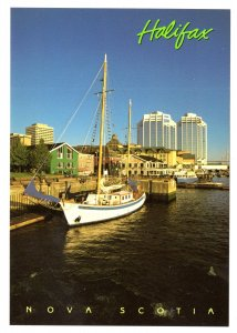 Large 5 X 7 in, Mar II, Harbour Cruise, Halifax, Nova Scotia