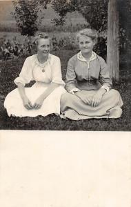 F36/ Jackson Ohio RPPC Postcard c1915 Athens University Golda Gramm 9