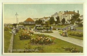 tp2778 - Sunken Gardens , Clacton-on-Sea , Essex - postcard