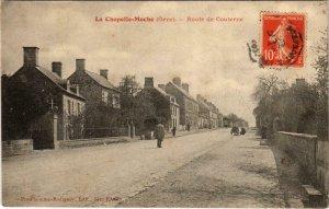 CPA La Chapelle-Moche - Route de Couterne (800498)
