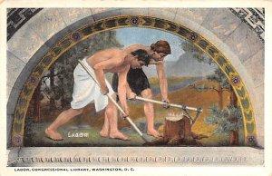 Labor - Charles Sprague Pearce Library of Congress, Washington D.C. USA Artis...