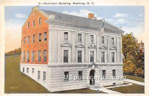 Municipal Building Ossining NY Unused
