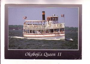 Okoboji's Queen II, Iowa, David Thoreson