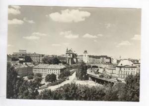 RP: WARSZAWA, Poland, 50s-60s, Trasa W-Z