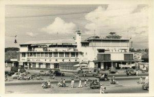 indonesia, JAVA JAKARTA, Orion Theatre Theater (1950s) RPPC Postcard (1)