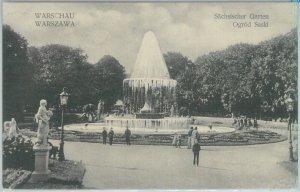 79901  - Polen POLAND - Ansichtskarten  VINTAGE POSTCARD - WARSAW  1916