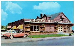 Connecticut  Manchester , Cavey's Restaurant