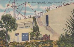 Florida Marineland Marine Studios With Its Nautical Atmosphere