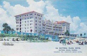 Florida Daytona Beach The Daytona Plaza Hotel