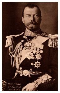 19011  Russia Czar  Nicolas II