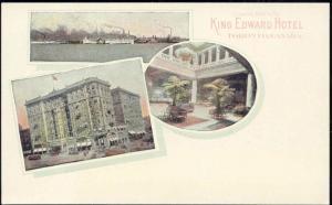 canada, TORONTO, Ontario, King Edward Hotel (1899)