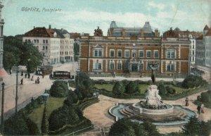 GORLITZ , Germany, 1900-10s ; Post Platz