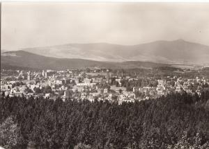 Czech Republic , JABLONEC nad Nisou, used RP Postcard