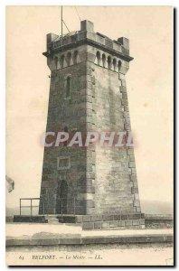 Old Postcard Belfort The Miotte