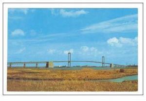 Delaware Memorial Bridge, Wilmington, Delaware, 40-60s