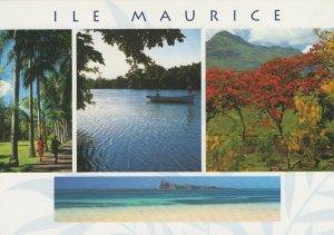 Mauritius Postcard - Views of The Indian Ocean Island  RR8910