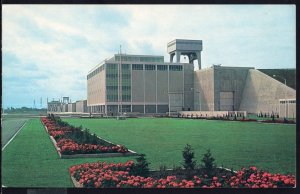 Ontario Hydro Generating Station CORNWALL Robert H. Saunders Chrome 1950s-1970s