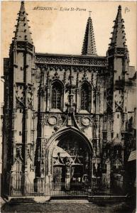CPA  Avignon - Eglise St-Pierre (512303)