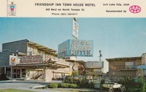 SALT LAKE CITY, Utah, 40-60s; Friendship Inn Town House Motel