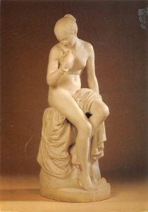 Netherlands Eugene Simonis, De Onschuld, Statue Sculpture