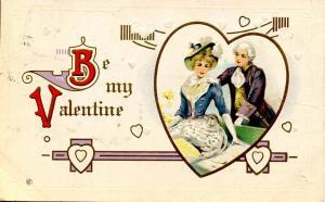 Greeting - Valentine