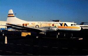 Viking International Airlines Convair CV-640 At Raleigh-Durham International ...