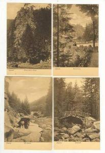 10 PCs, Scenic Views in Okertal, Germany, 1900-10s