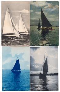 4 - Sailing Ships