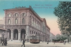 TORINO , Italy , 00-10s ; Stazione di Porte Nuova