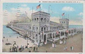 New Jersey Atlantic City Youngs Million Dollar Pier