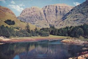 Scotland Argyll Glencoe Stob Coire nan Lochan