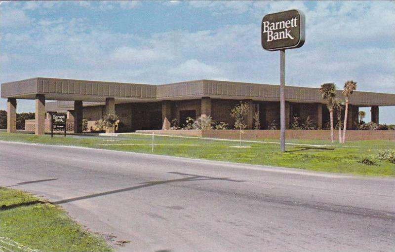 Barnett Bank , Lake Placid , New York , PU-1978