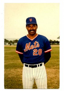 Bill Robinson, New York Mets
