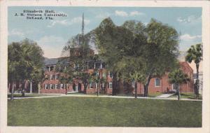 Elizabeth Hall, J. B. Stetson University, DE LAND, Florida, 00-10s