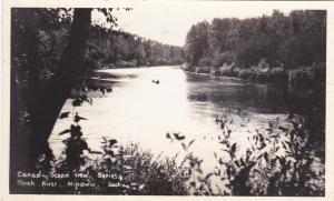 RP: NIPAWIN , Saskatchewan , Canada , PU-1930; Torch River